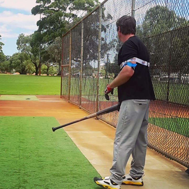 레이저스트랩 코리아 파워 야구스윙연습기 배트스피드와 파워, 정교함을 한꺼번에 해결하려면, 레이저스트랩이 가장 올바른 선택입니다.