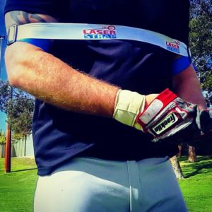 Laser Strap Power Hitting Aid ()