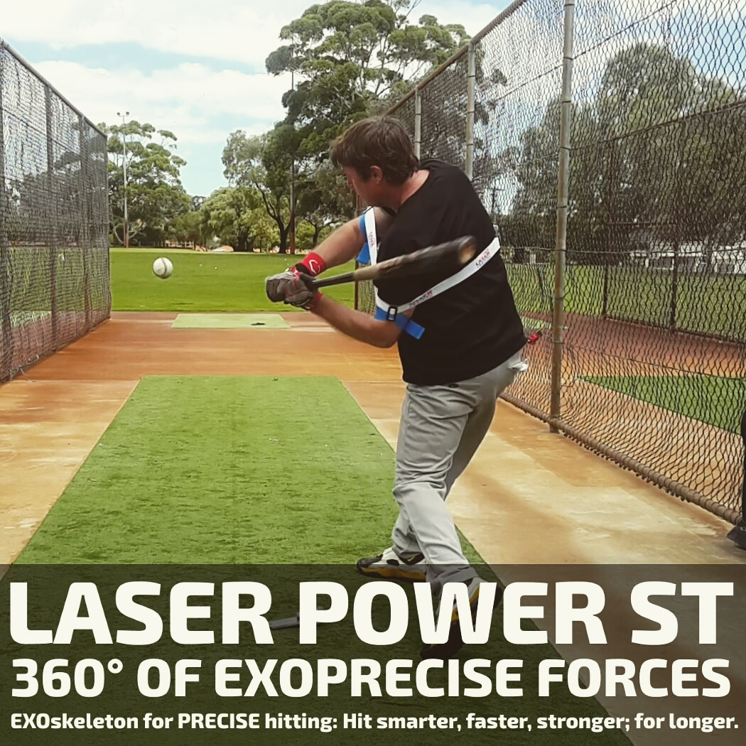 Laser Power ST Exoprecise Hitting Trainers