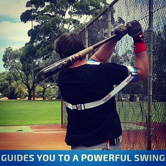 Power Hitting Baseball Softball
