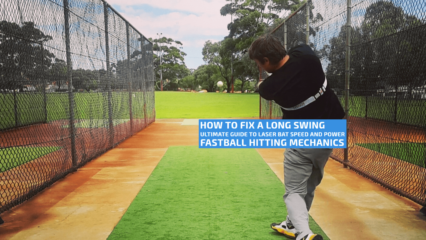 How To Fix A Long Baseball Swing