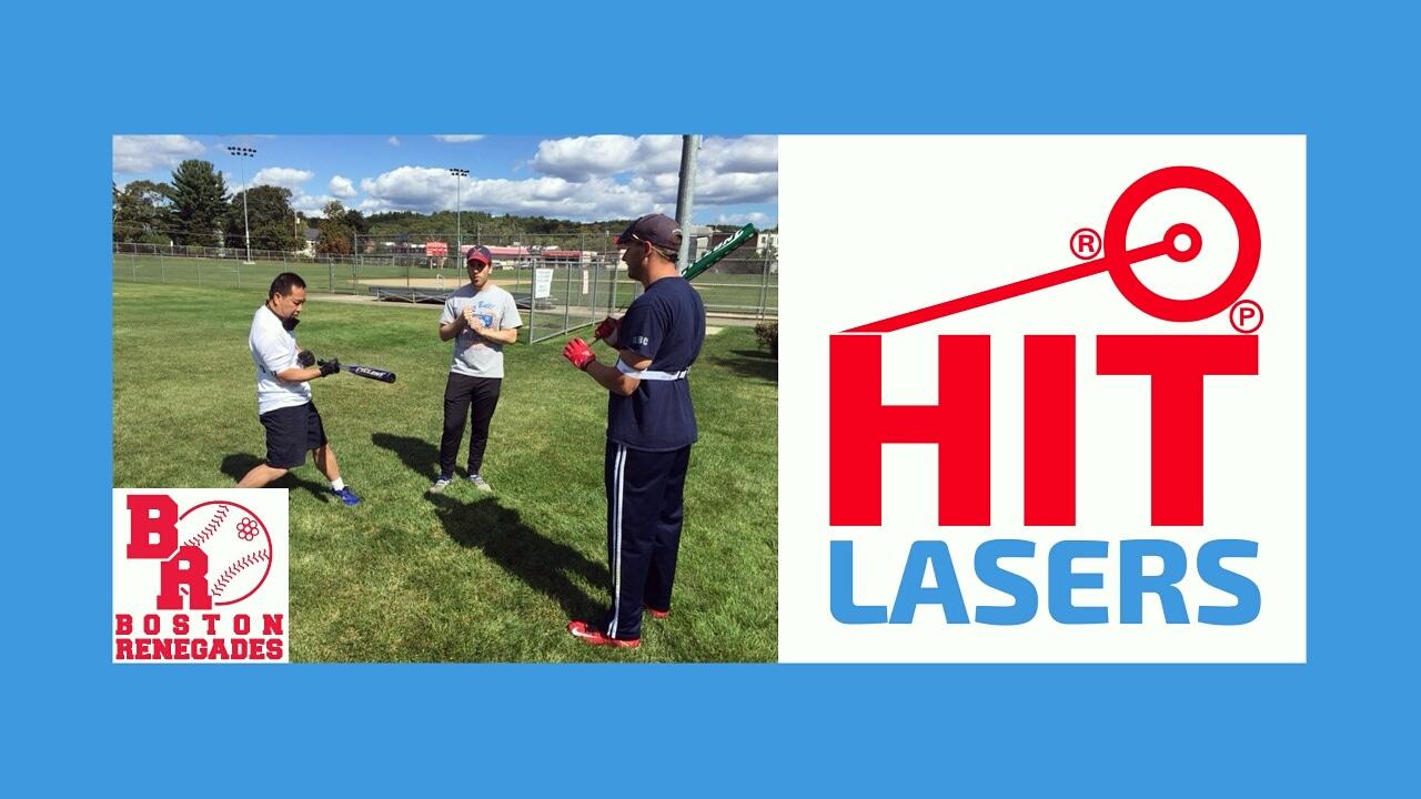 beep baseball hit lasers