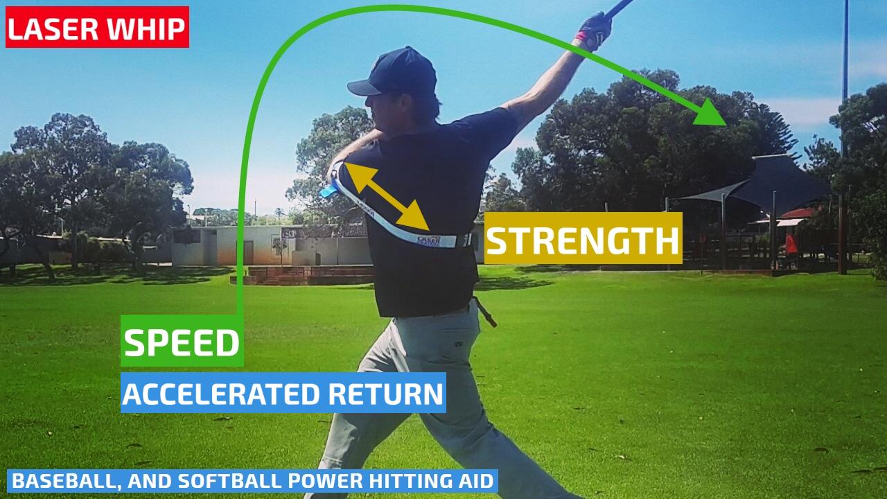Power Swing Trainer Baseball Softball