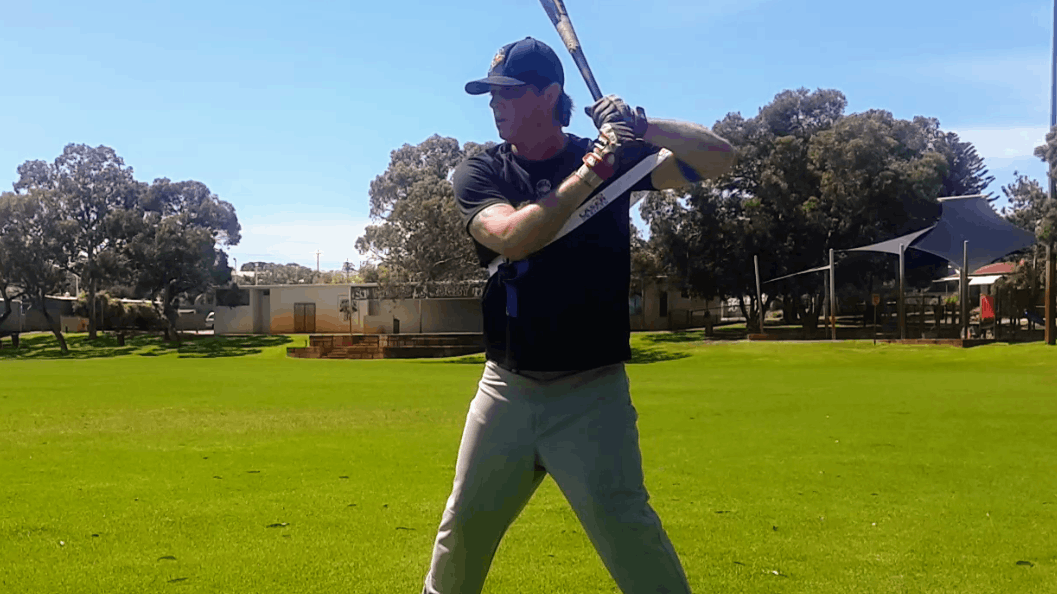 Bat Speed Swing Power Training Aid