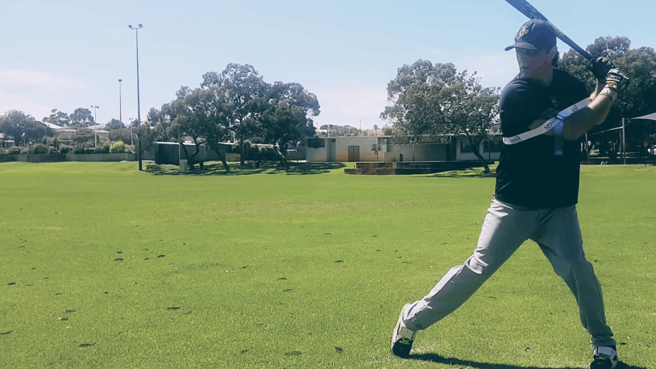 Compact Baseball Swing