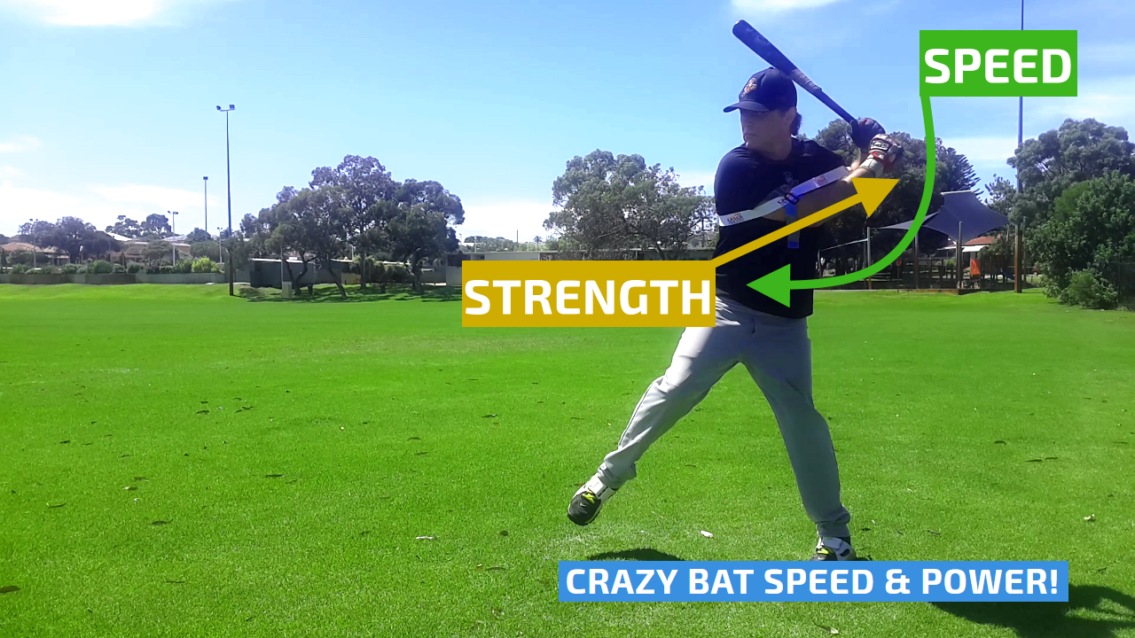 Bat Speed Power