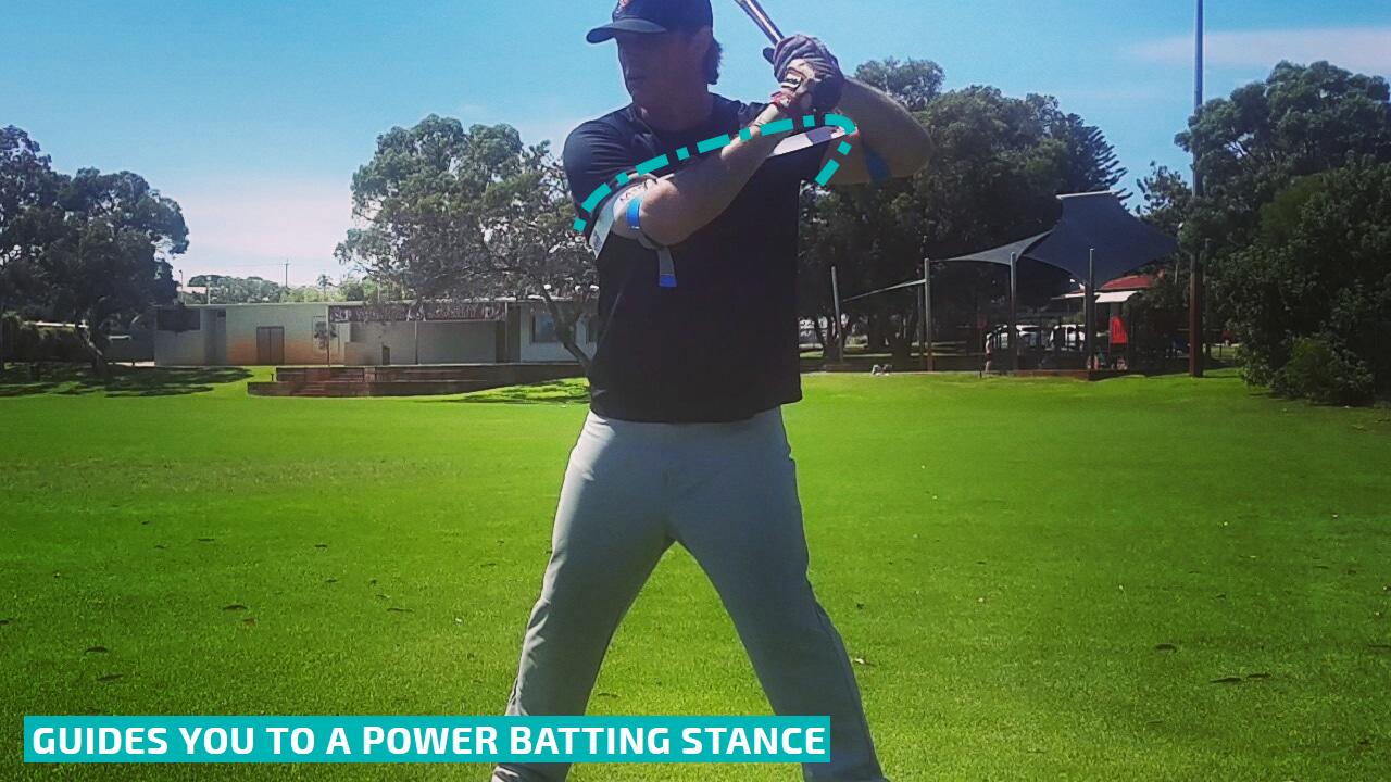 Laser Power Swing Trainer Bat Speed Trainer Hitting Aids A