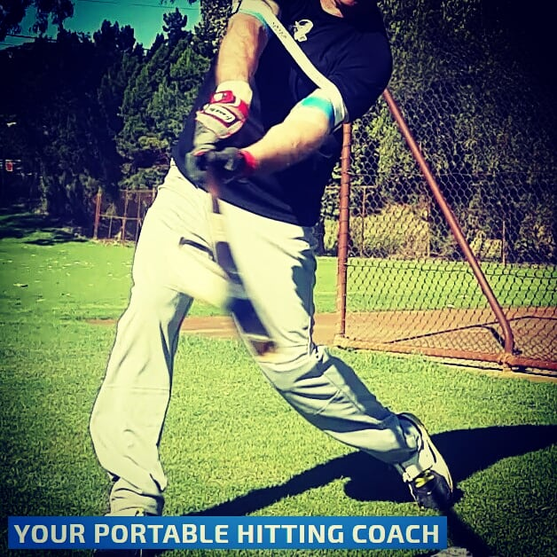 Fix A Long Swing Baseball Swing Trainer