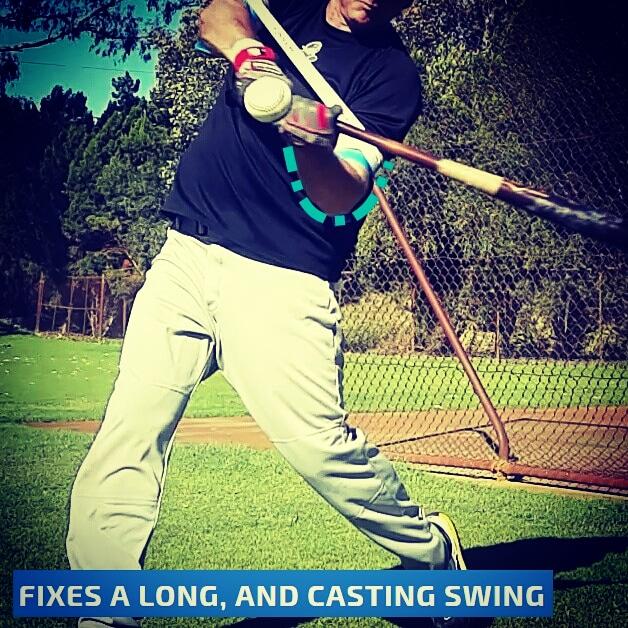 Fix Casting Baseballs Swing