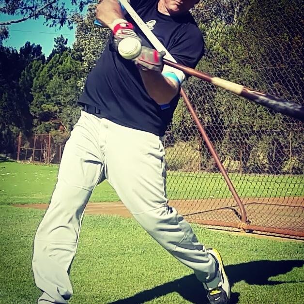 Baseball Hands Inside The Ball Swing Trainer