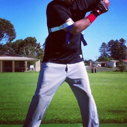 Baseball Hitting Device