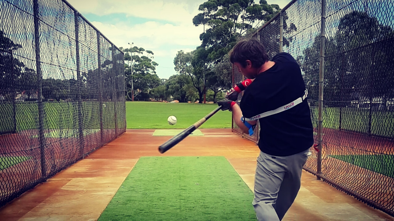 Baseball Swing Hitting Training Aids