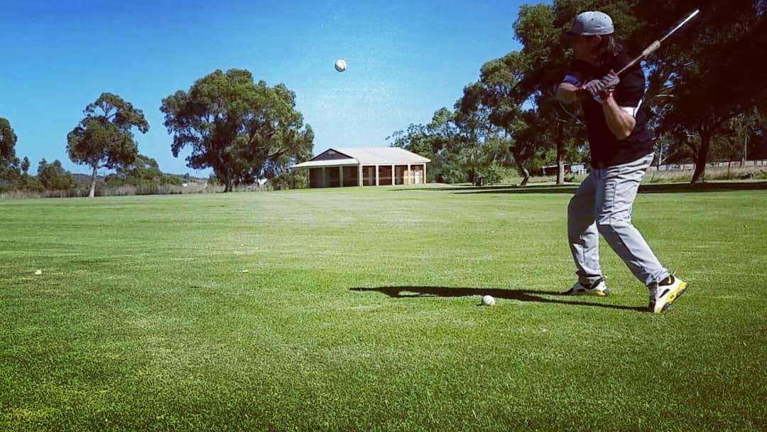 Baseball Swing Training Aids
