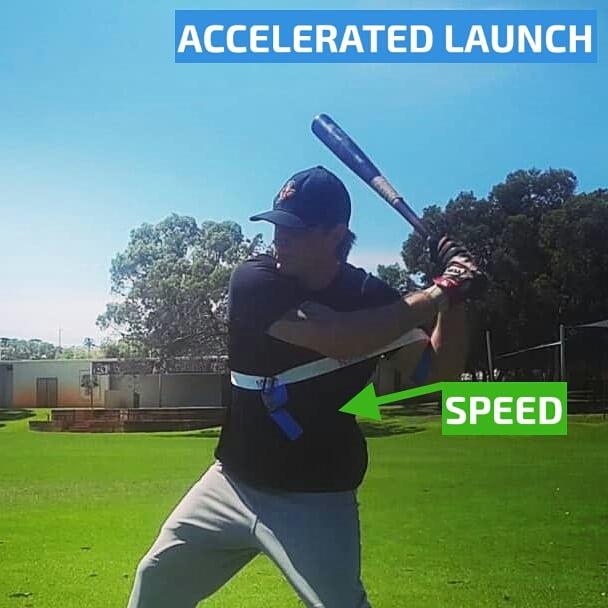 Bat Speed Trainer Laser Strap