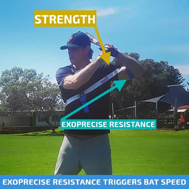 Bat Speed Trainer Laser Power Swing Trainer
