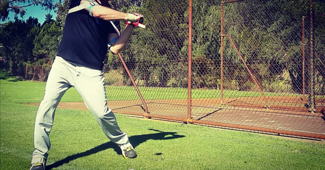 Our globally patented baseball swing trainer provides the perfect amount of resistance, fixing swing path mistakes such as a casting baseball, or softball swing.