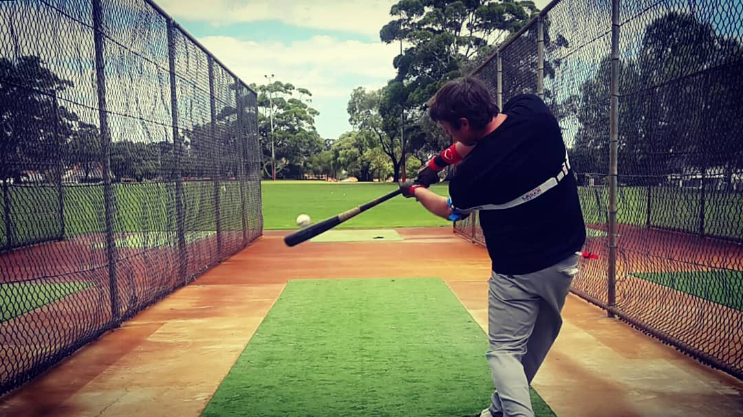 Get more bat speed for power, and accuracy when making contact with the baseball.