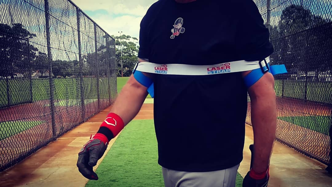 Best Baseball Swing Trainer Laser Strap