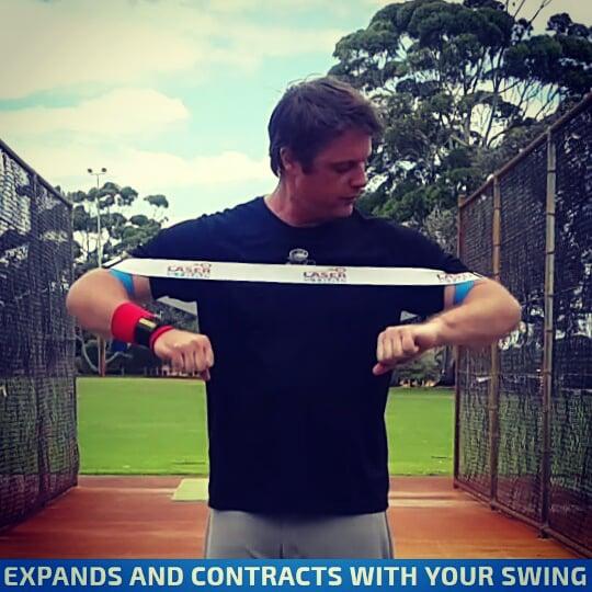 Strengthen power hitting muscles, improve bat speed, and mechanics.