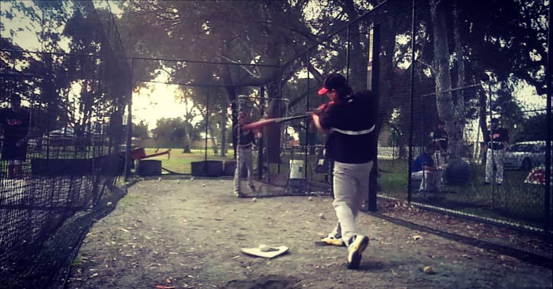 Power Hitting Aids Baseball Laser Strap Swing Trainer