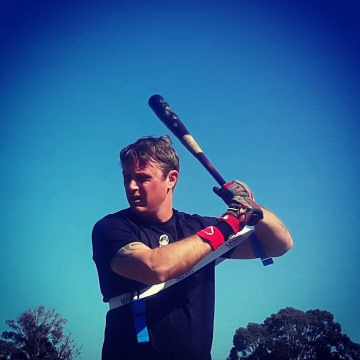 Baseball Batting Trainer Laser Power Swing Trainer