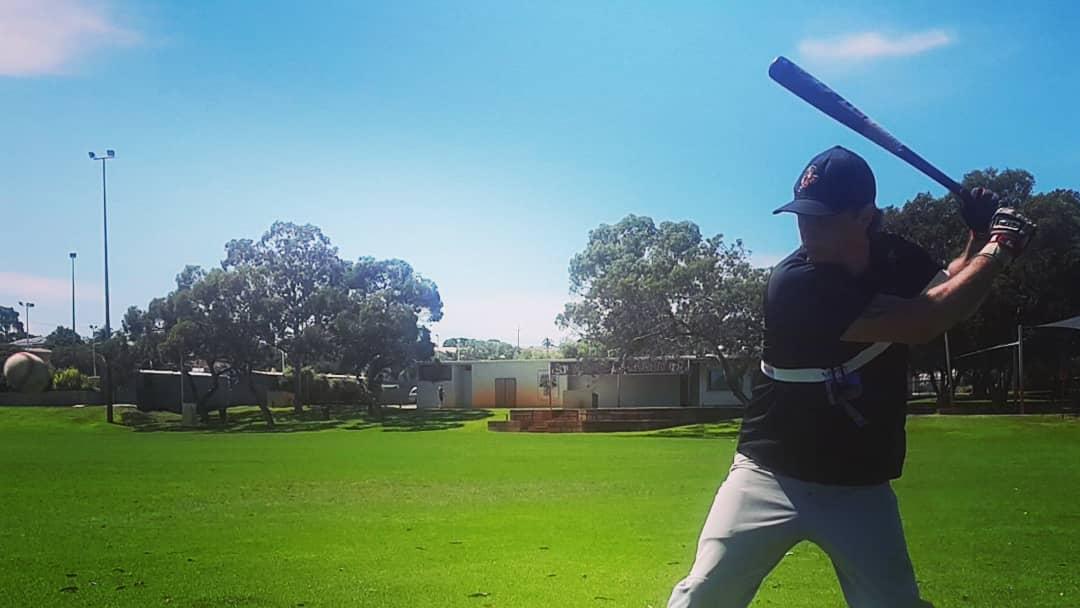 Baseball Hitting Training Aids Laser Power Swing Trainer