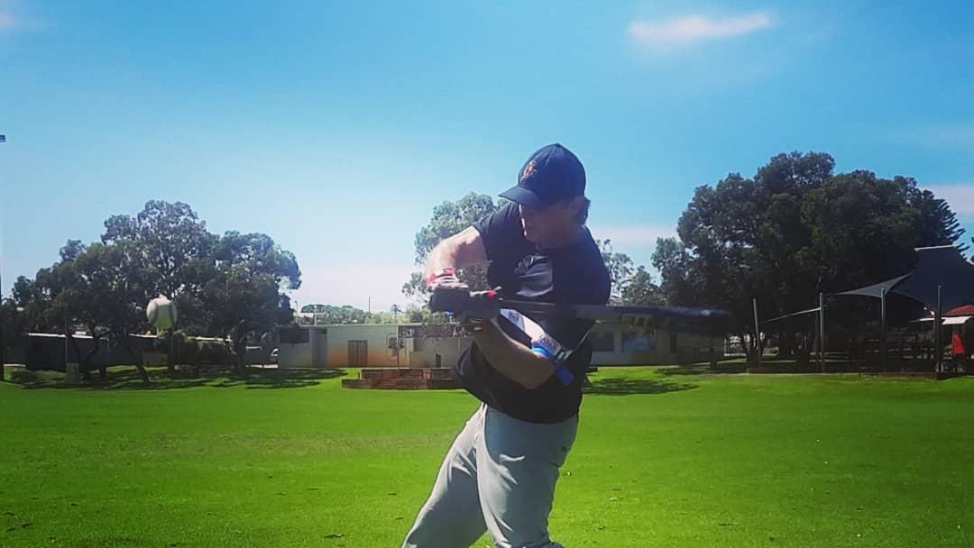 Baseball Hitting Training Aids Laser Strap