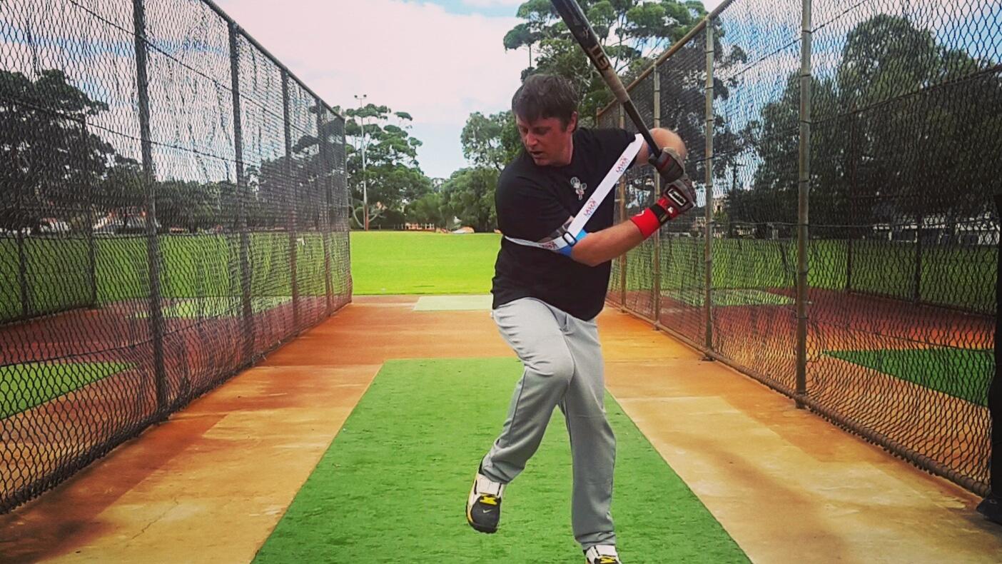 Baseball Swing Trainer Laser Power Swing Trainer