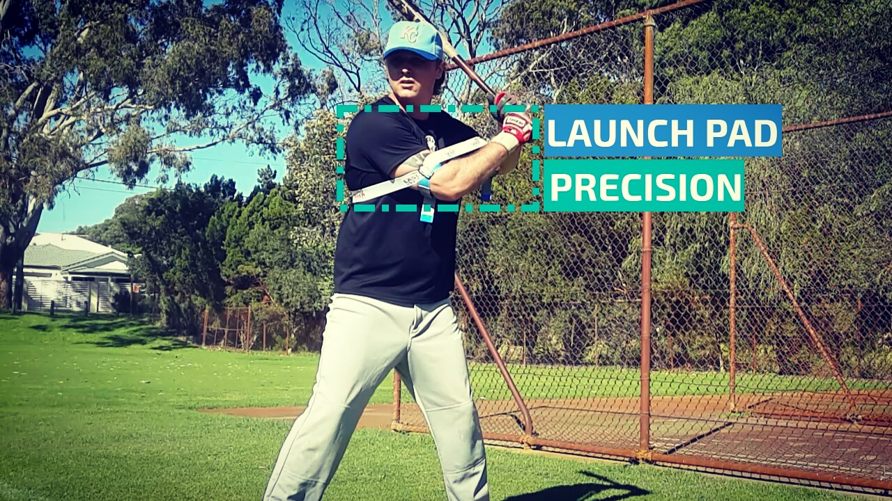 Baseball Swing Trainer Power Bat Speed Laser Power Swing Trainer