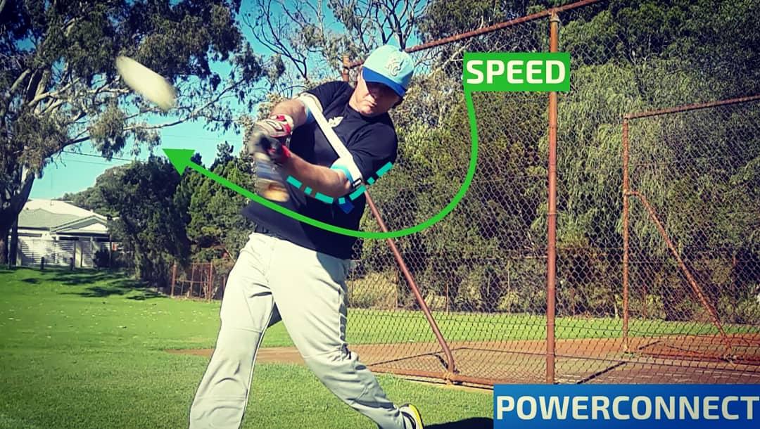 Baseball Swing Trainer Power Bat Speed Laser Power Swing Trainer