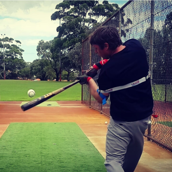 Baseball Swing Training Aids