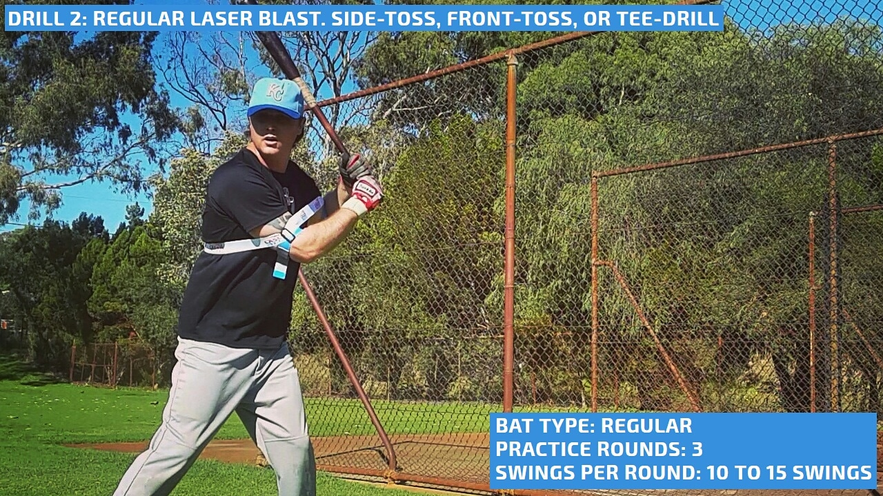 Laser Power Swing Trainer Baseball Swing Trainer For Youth And Pros