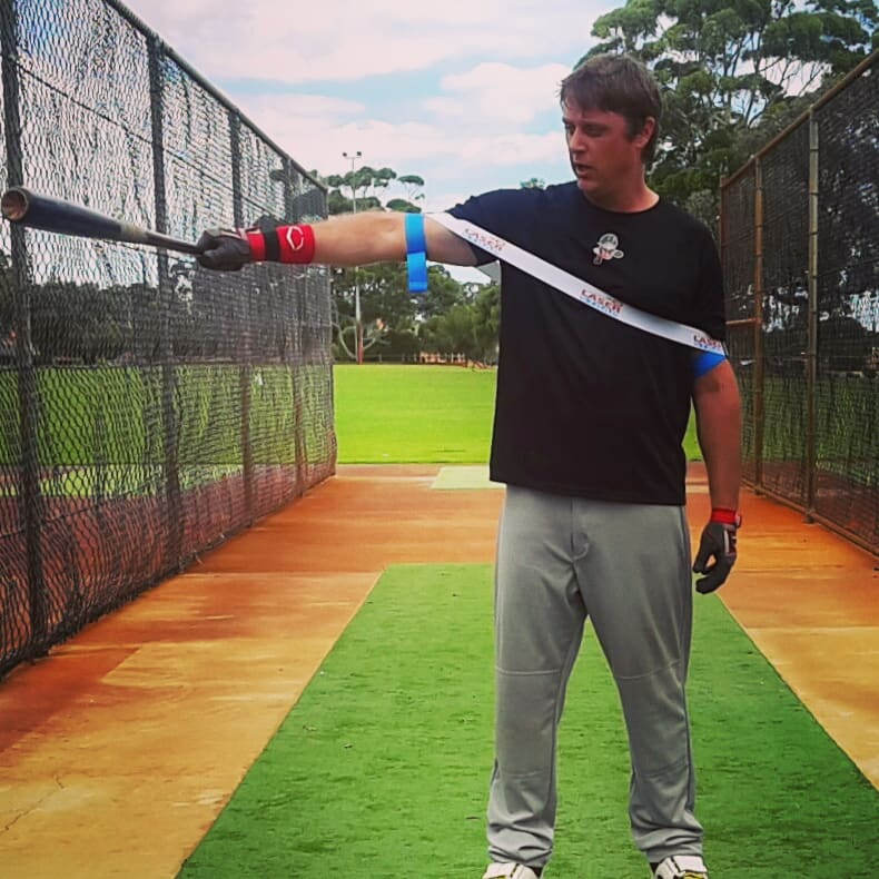 Best Batting Aid Laser Power Swing Trainer