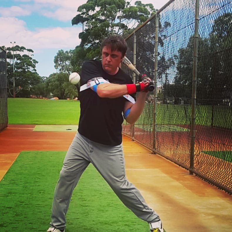 Hands Inside Ball Swing Trainer Baseball Softball