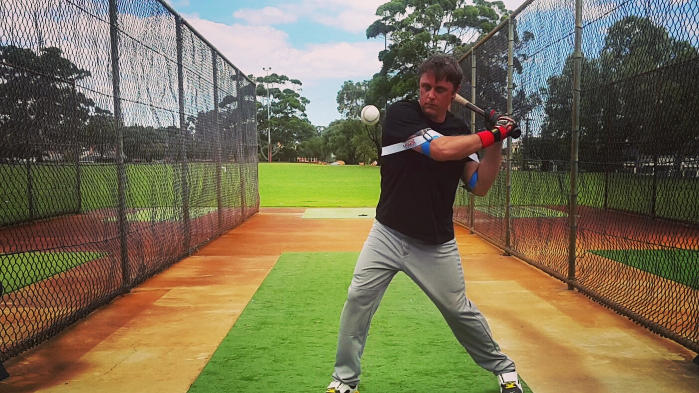 Resistance builds strength in critical power hitting muscles