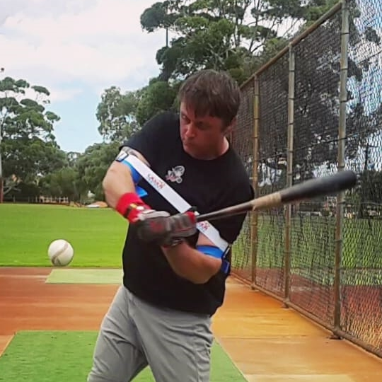 Laser Power Swing Trainer Baseball Softball