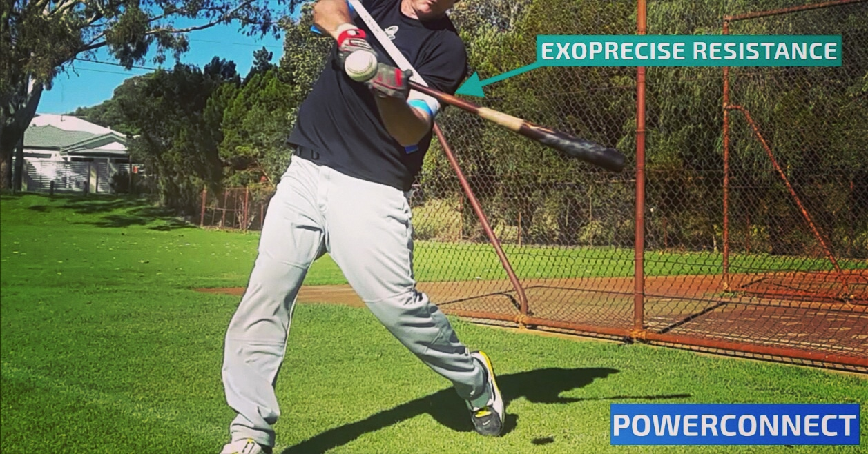 Powerconnect Stay Connected To Your Baseball Swing