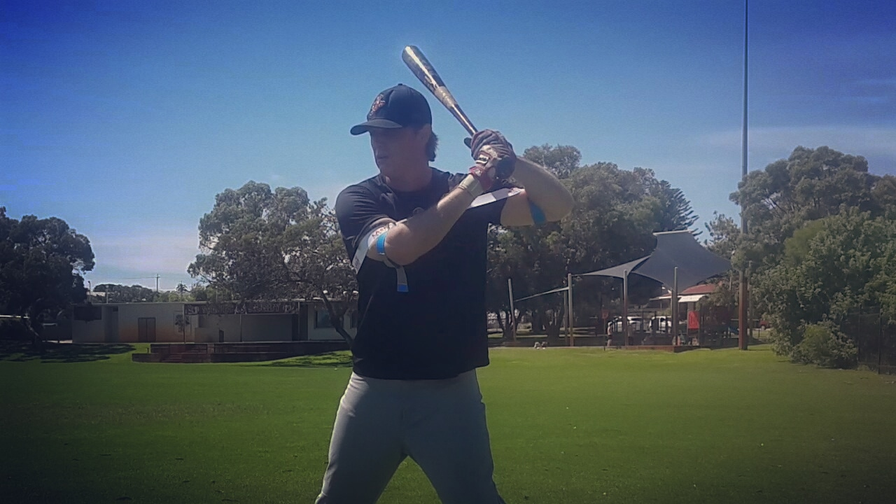 Power Batting Stance