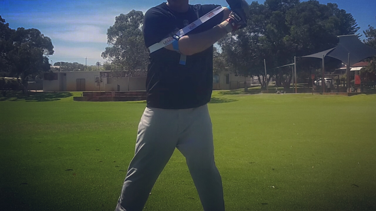 Power Batting Stance