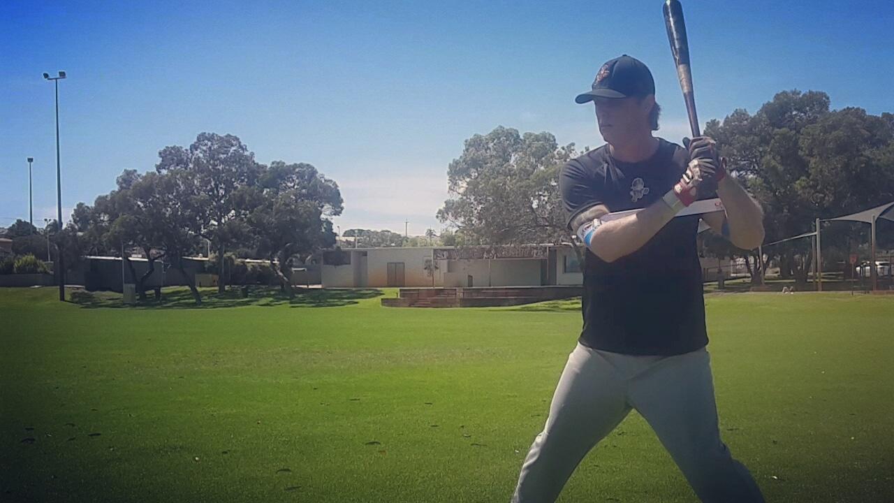 Baseball Power Swing Workout