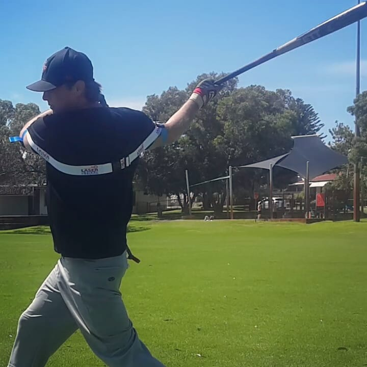 Build Strength In Power Hitting Muscles. Baseball And Softball Workouts To Hit A Baseball Or Softball Farther