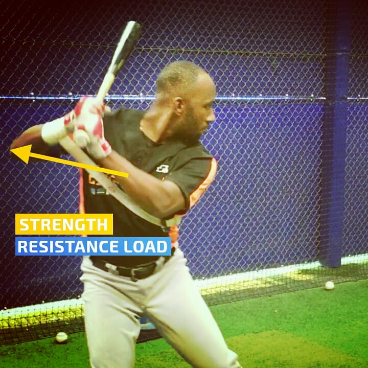 Baseball hitting resistance training