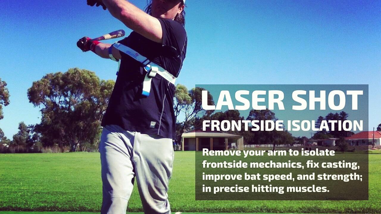 Laser Power Swing Trainer
