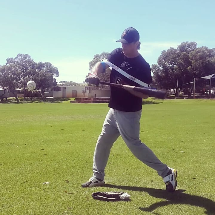 Laser Power Swing Trainer