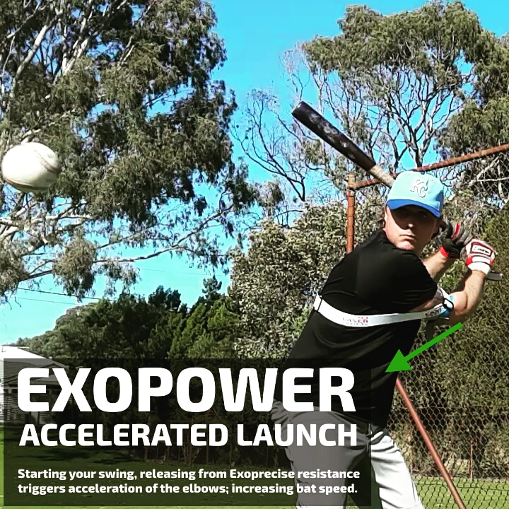 Accelerated Launch Bat Speed Trainer