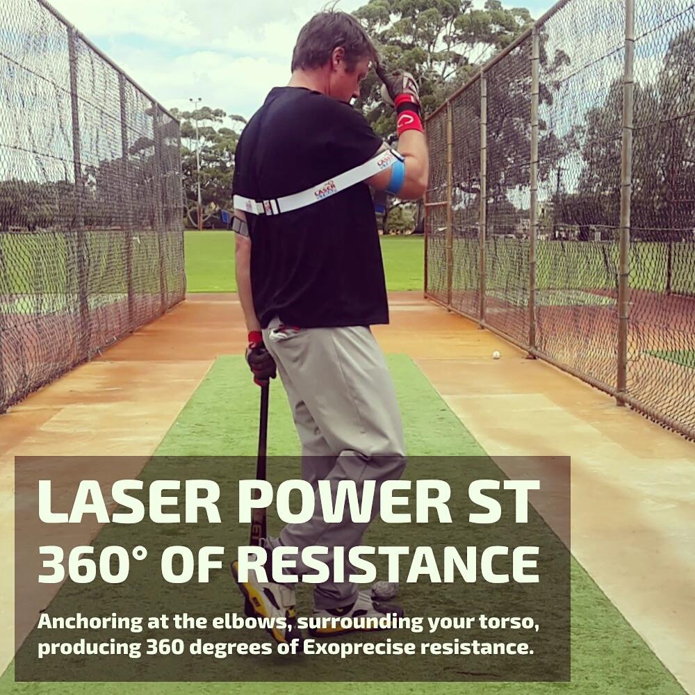 Laser Power ST baseball softball hitting