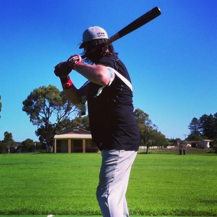 baseball batting trainer