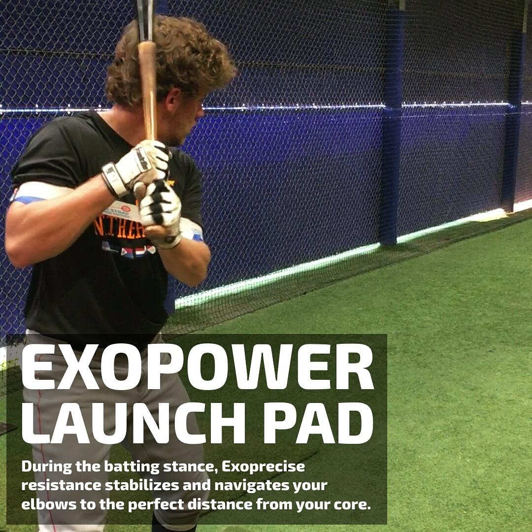 baseball netherlands power hitting program
