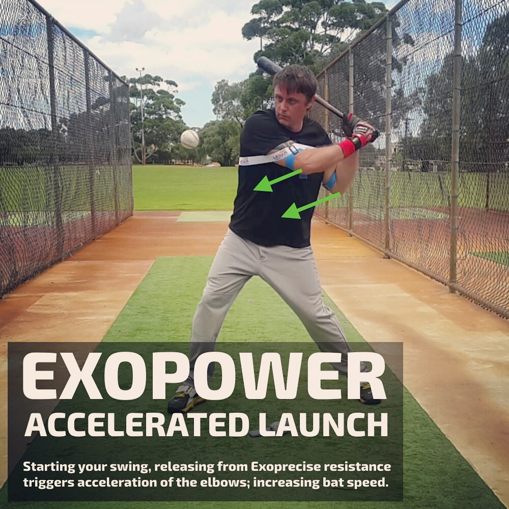 exopower accelerated launch hitting