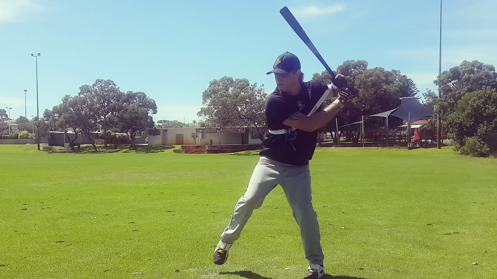 improve hitting mechanics